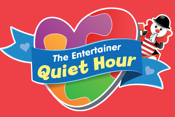 The Entertainer Quiet Hour