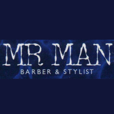 Mr Man Logo